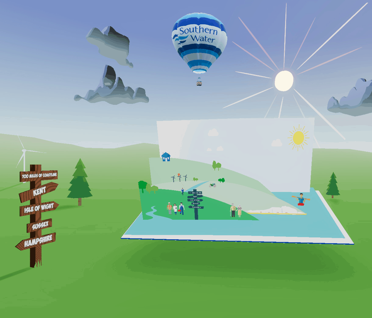 Southern Water Virtual Reality