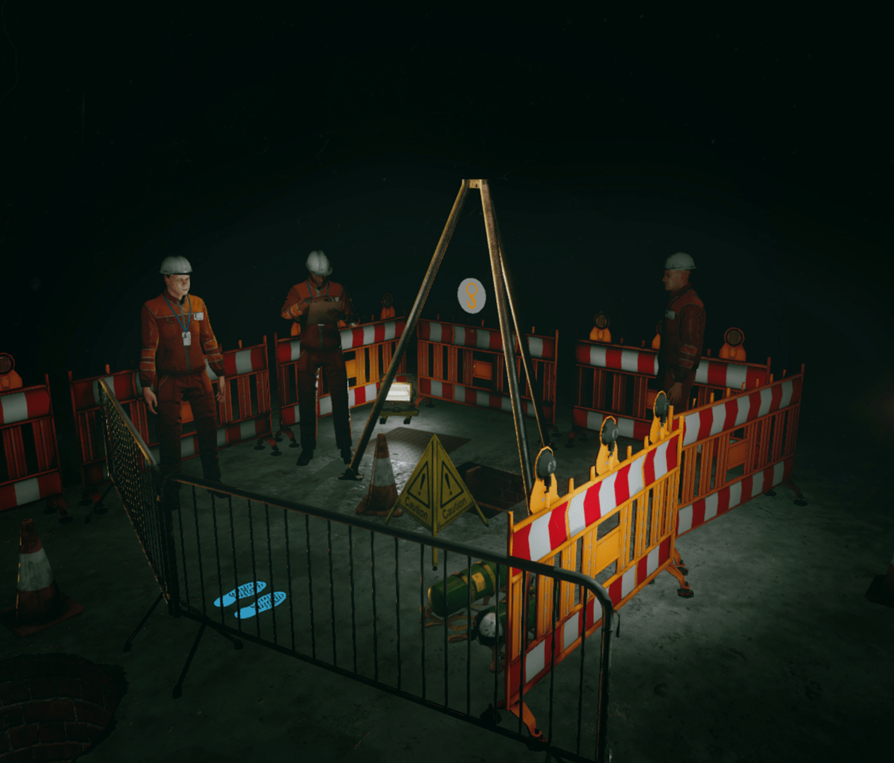 Confined Space VR