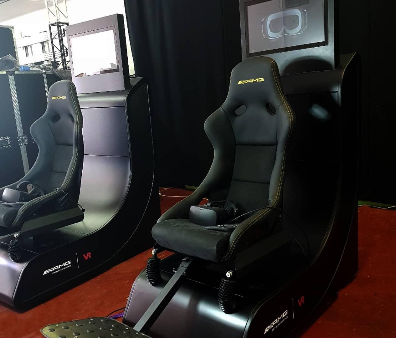 AMG Motion Seat