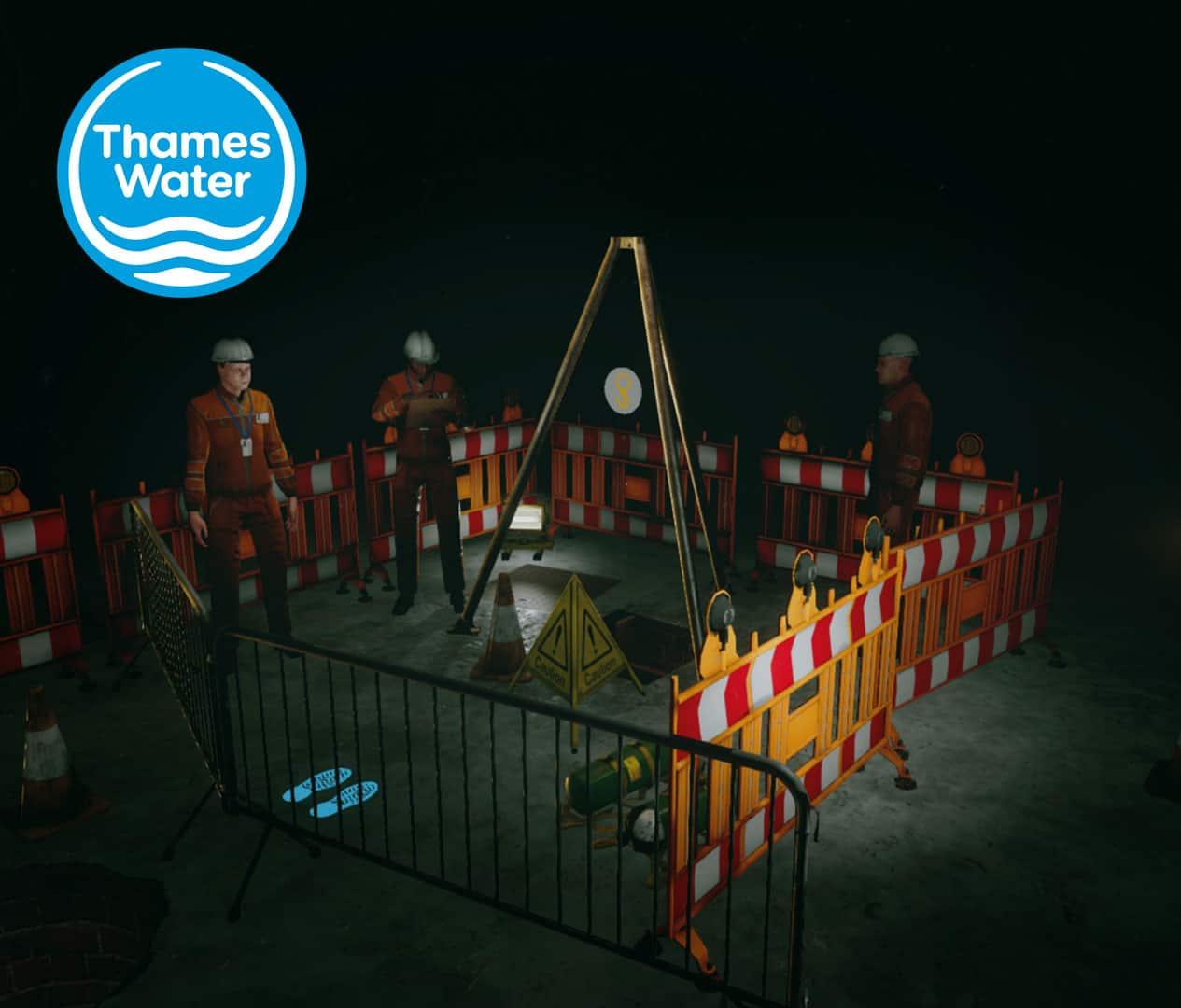Thames Water VR