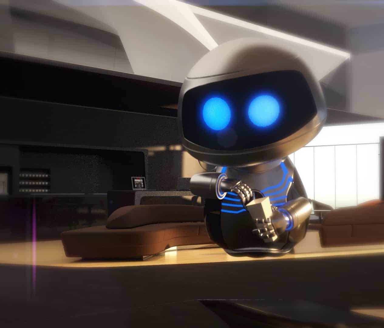 CGI Character