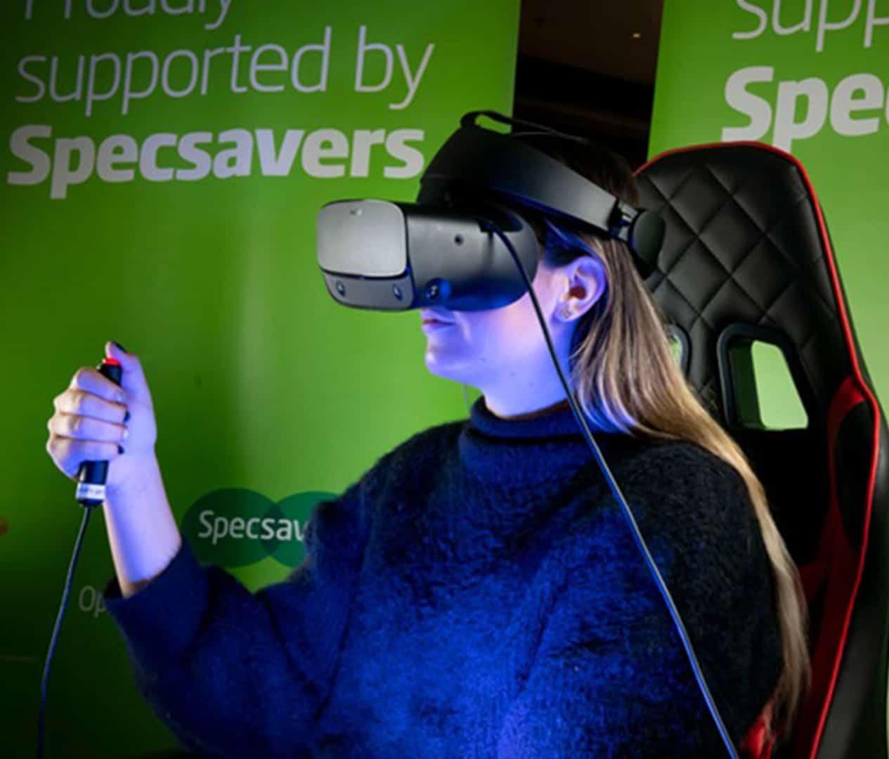 Hazard Awareness VR
